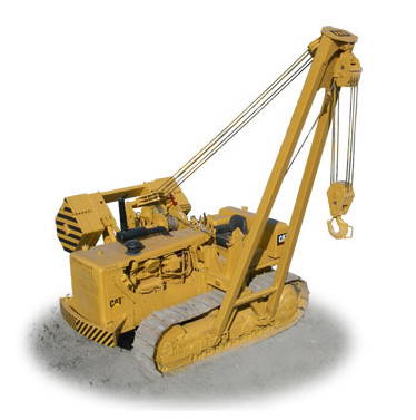 Cat 583 Side Boom http://www.welschs.cc/pipeline.html